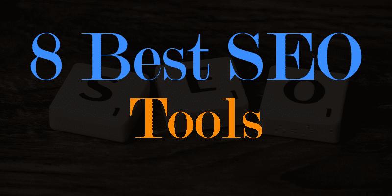 8 best seo tools - group buy seo by seogb