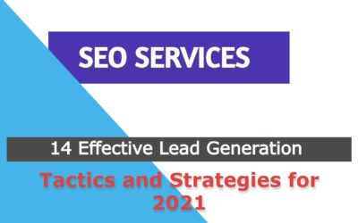 14 Effective Lead Generation Tactics and Strategies for 2021